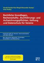 Cover-Bild Rechtliche Grundlagen, Rechenschafts-, Buchführungs- und Aufzeichnungspflichten, Haftung und Datenschutz für Vereine
