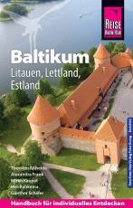 Cover-Bild Reise Know-How Reiseführer Baltikum: Litauen, Lettland, Estland