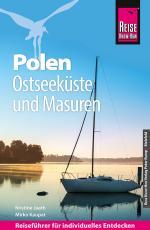 Cover-Bild Reise Know-How Reiseführer Polen - Ostseeküste und Masuren