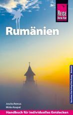 Cover-Bild Reise Know-How Reiseführer Rumänien