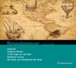 Cover-Bild Reiseabenteuer neu erzählt