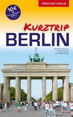 Cover-Bild Reiseführer Berlin - Kurztrip