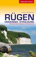 Cover-Bild Reiseführer Rügen, Hiddensee, Stralsund
