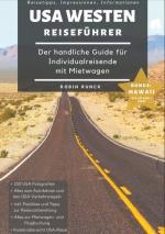 Cover-Bild Reiseführer USA Westen - Der handliche Guide für Individualreisende mit Mietwagen