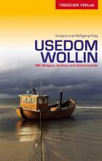 Cover-Bild Reiseführer Usedom und Wollin