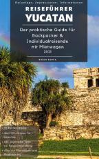 Cover-Bild Reiseführer Yucatan