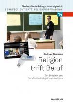Cover-Bild Religion trifft Beruf