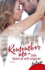 Cover-Bild Remember Me - Liebe kannst du nicht vergessen