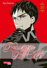 Cover-Bild Requiem of the Rose King 10