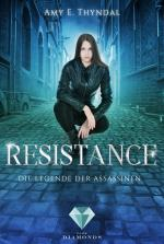 Cover-Bild Resistance (Die Legende der Assassinen 2)