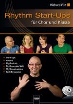 Cover-Bild Rhythm Start-Ups für Chor und Klasse
