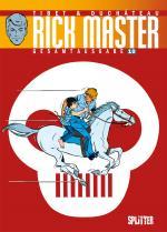 Cover-Bild Rick Master Gesamtausgabe. Band 10