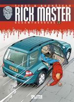 Cover-Bild Rick Master Gesamtausgabe. Band 22