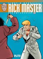 Cover-Bild Rick Master Gesamtausgabe. Band 25
