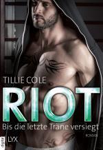 Cover-Bild Riot - Bis die letzte Träne versiegt