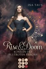 Cover-Bild Rise & Doom 3: Königin des blutroten Throns