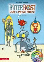 Cover-Bild Ritter Rost 4: Ritter Rost und Prinz Protz
