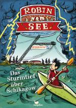 Cover-Bild Robin vom See - Das Sturmtief über Schikagow