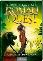Cover-Bild Roman Quest - Gefahr in der Arena