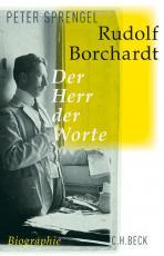 Cover-Bild Rudolf Borchardt