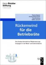 Cover-Bild Rückenwind für die Betriebsräte