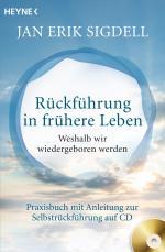Cover-Bild Rückführung in frühere Leben (inkl. CD)