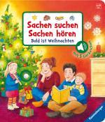 Cover-Bild Sachen suchen, Sachen hören: Bald ist Weihnachten