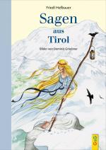 Cover-Bild Sagen aus Tirol