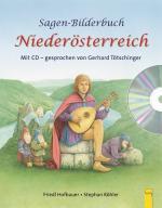 Cover-Bild Sagenbilderbuch Niederösterreich