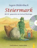 Cover-Bild Sagenbilderbuch Steiermark