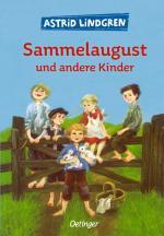 Cover-Bild Sammelaugust und andere Kinder
