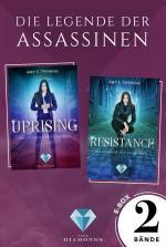 """Cover-Bild Sammelband der Fantasy-Serie """"Die Legende der Assassinen"""" Band 1-2 (Die Legende der Assassinen)"""