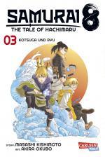 Cover-Bild Samurai8 3