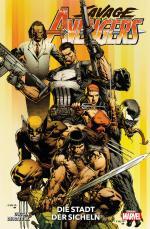 Cover-Bild Savage Avengers