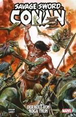 Cover-Bild Savage Sword of Conan