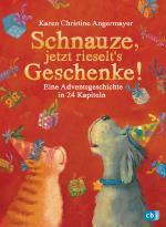 Cover-Bild Schnauze, jetzt rieselt's Geschenke