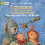 Cover-Bild Schnauze, morgen kommt das Weihnachtsschwein!