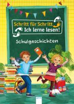 Cover-Bild Schritt für Schritt – Ich lerne lesen!