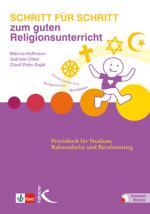 Cover-Bild Schritt für Schritt zum guten Religionsunterricht