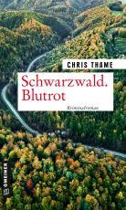 Cover-Bild Schwarzwald. Blutrot