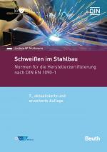 Cover-Bild Schweißen im Stahlbau