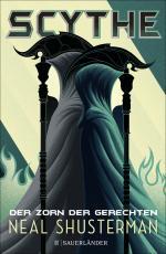 Cover-Bild Scythe - Der Zorn der Gerechten