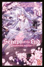 Cover-Bild Seraph of the End 14