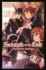 Cover-Bild Seraph of the End 15
