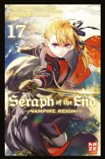 Cover-Bild Seraph of the End – Band 17