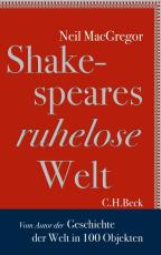 Cover-Bild Shakespeares ruhelose Welt