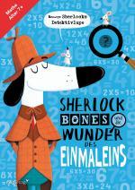 Cover-Bild Sherlock Bones und die Wunder des Einmaleins