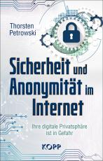 Cover-Bild Sicherheit und Anonymität im Internet