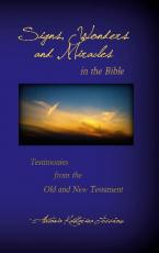 Cover-Bild Signs, Wonders and Miracles in the Bible