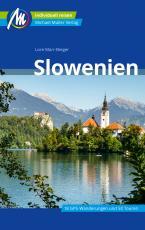 Cover-Bild Slowenien Reiseführer Michael Müller Verlag